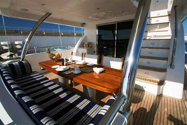 Midas Touch -  Aft Deck 2